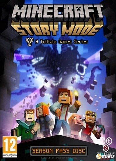 Minecraft: Story Mode - Season Two. Episode 1- 5 (2017) PC | RePack