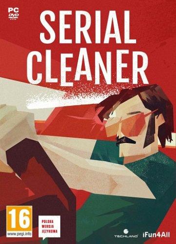 Serial Cleaner (2017) торрент экшен PC | Лицензия
