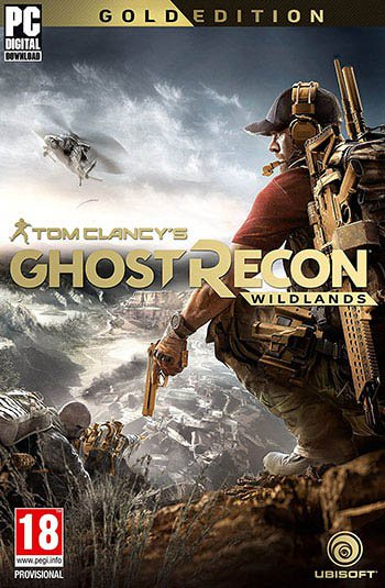 Tom Clancy's Ghost Recon: Wildlands (2017) торрент стрелялка