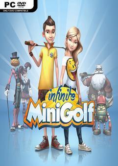 Infinite Mini Golf (2017) скачать торрент PC