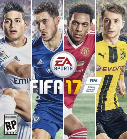 FIFA 17: Super Deluxe Edition / Фифа 17 (2016) торрент симулятор | RePack