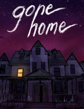 Gone Home (2013) скачать игры бродилки