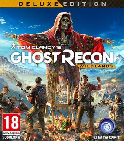Tom Clancy's Ghost Recon: Wildlands (2017) экшен на пк