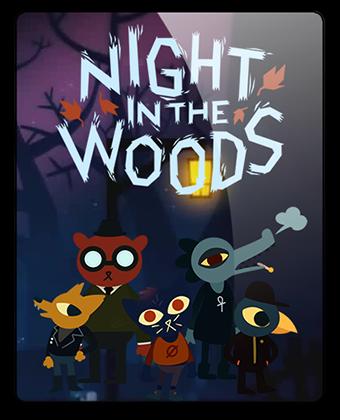 Night in the Woods (2017)  торрент приключение PC