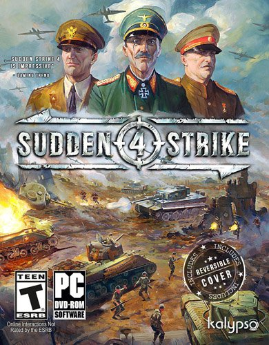 Sudden Strike 4 (2017) торрет стратегия PC