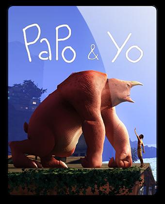 Papo & Yo (2013) приключения торрент