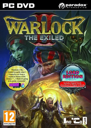 Warlock 2: The Exiled - Complete Edition (2014) рпг торрент PC