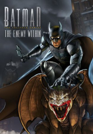 Batman: The Enemy Within - Episode 1- 5 (2017) торрент игра PC