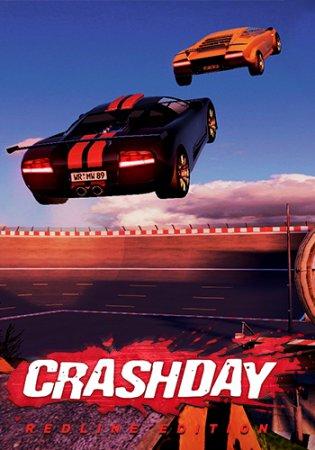 Скачать Crashday Redline Edition (2017) PC | RePack торрент без регистрации
