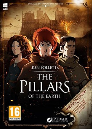 Скачать Ken Follett's The Pillars of the Earth (2017) торрент PC