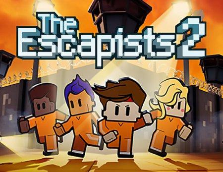 Игра The Escapists 2 (2017) торрент аркада PC