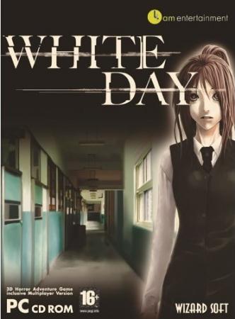 White Day: A Labyrinth Named School (2017) игра ужастик через торрент PC