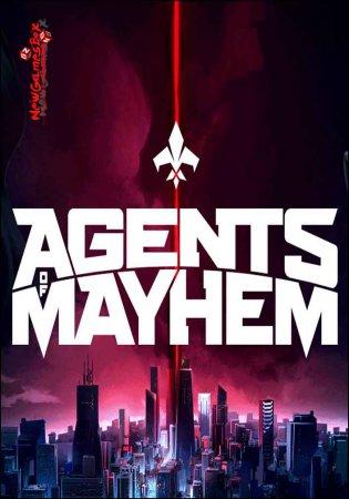 Agents of Mayhem (2017) торрент экшен PC