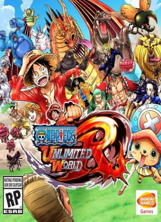 One Piece: Unlimited World Red - Deluxe Edition (2017) приключение торрент на PC