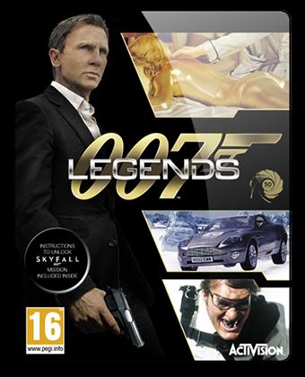 007 Legends (2012) торрент экшен игры PC | RePack