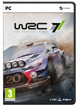 WRC 7 FIA World Rally Championship (2017) гонки на ПК