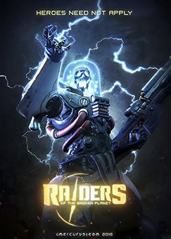 Raiders of the Broken Planet  (2017) PC