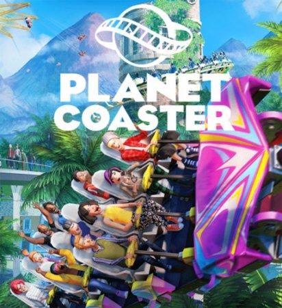Planet Coaster (2016) симулятор торрент PC | RePack