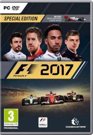 F1 2017 (2017) скачать торрент PC