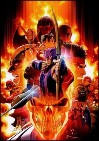 Ultimate Marvel vs Capcom 3 (2017) торрент игра на PC | RePack