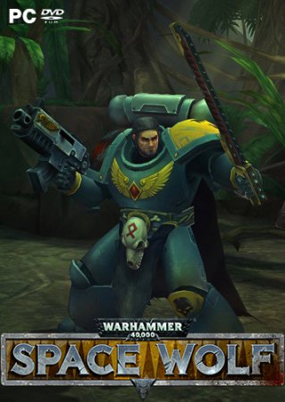 Warhammer 40,000: Space Wolf - Deluxe Edition (2017) торрент стратегия  PC | RePack
