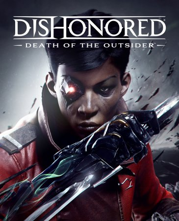 Dishonored: Death of the Outsider (2017) экшен торрент PC