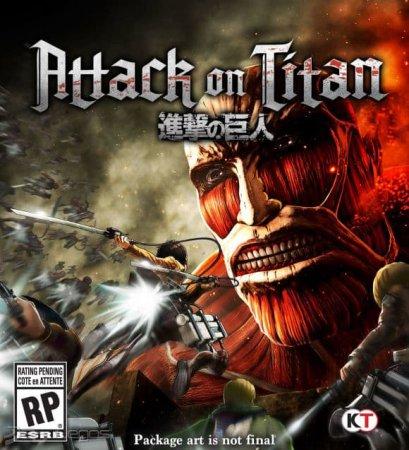 Attack on Titan / Атака Титанов игра (2016) торрент экшен ПК | RePackm