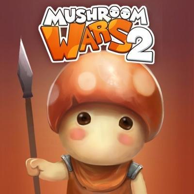 Скачать Mushroom Wars 2 (2017)  приключения на ПК