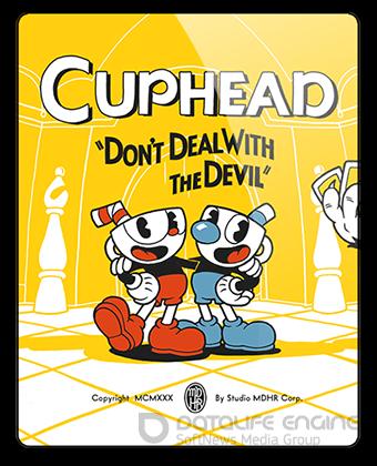 Cuphead (2017) аркады торрент PC | RePack