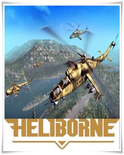 Heliborne: Winter Complete Edition (2017) симулятор вертолета ПК | Repack
