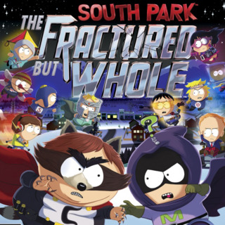 South park the fractured but whole gamescom 2016 gameplay trailer.