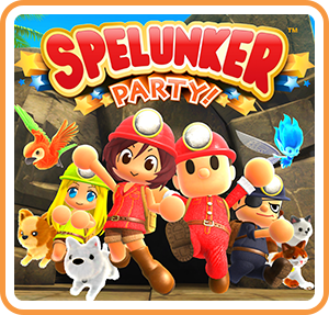 Spelunker Party (2017) приключения торрент на ПК