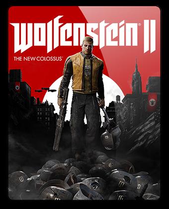 Wolfenstein II: The New Colossus (2017) торрент экшен на ПК