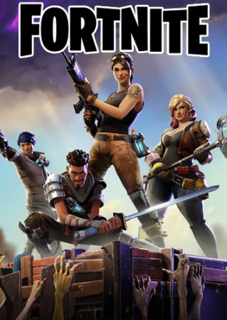Fortnite (2017) торрент PC | Online-only