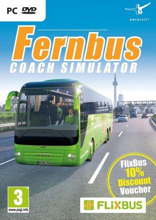 Fernbus Simulator (2016) симулятор вождения на ПК