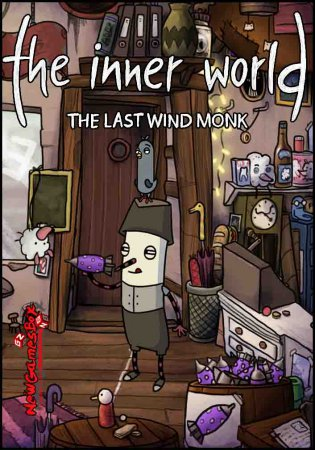 The Inner World: The Last Wind Monk (2017) приключения на ПК
