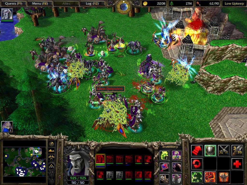 Warcraft 3 онлайн стратегия танки онлайн жека микс слепые гонки