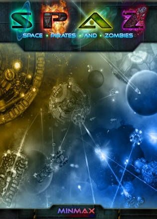 Space Pirates and Zombies 2 (2017) стратегия ПК