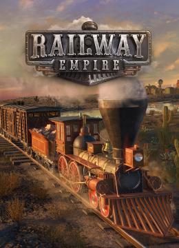 Railway Empire симуляторы ПК