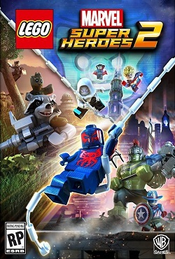 LEGO Marvel Super Heroes 2 (2017) экшен на ПК