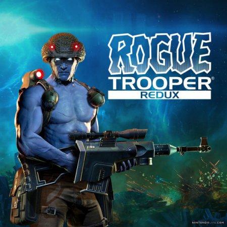 Rogue Trooper Redux  (2017) новый экшен ПК