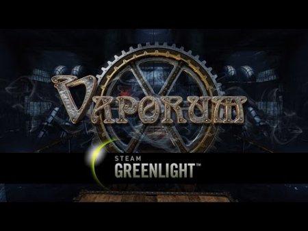 Vaporum (2017) рпг на ПК