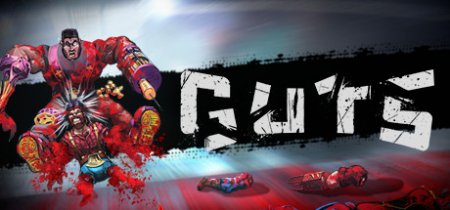 GUTS (2017) файтинг на PC | RePack