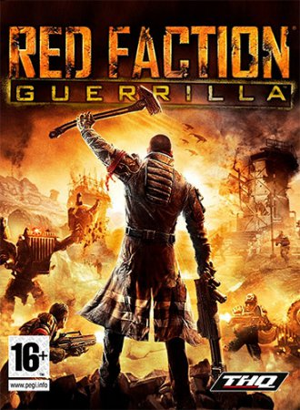 Red Faction: Guerrilla - Steam Edition (2009-2018) экшен на ПК | RePack
