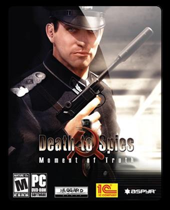 Смерть шпионам: Момент истины (2009) PC | RePack