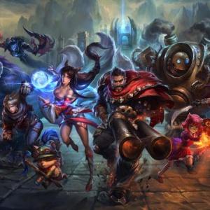 Лига Легенд / League of Legends (2009) рпг PC   Online-only