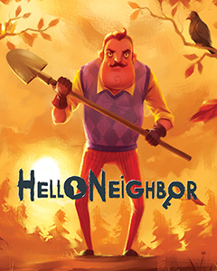 Привет Сосед / Hello Neighbor (2017) экшен PC