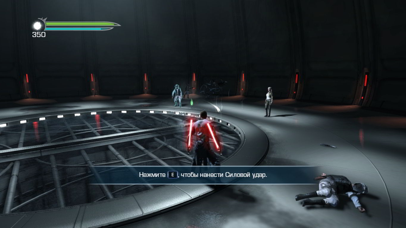 Star wars: the force unleashed ii.