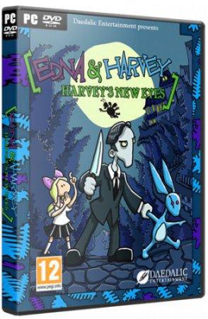 Эдна и Харви: Новые глаза Харви (2012) приключения ПК