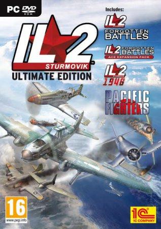 Ил-2 Штурмовик: Битва за Британию - версия BLITZ (2017) симулятор самолета PC